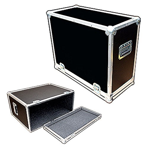 Amplifier 1/4 Ply Light Duty ATA Case with All Recessed Hardware Fits Hughes & Kettner Tube 50