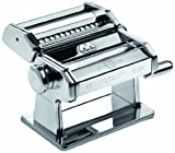 Marcato 073201 Atlas 150 Manual Pasta Machine, 8-1/4 by 6-Inch