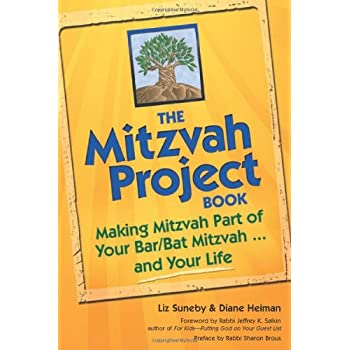 Set A Shopping Price Drop Alert For The Mitzvah Project Book: Making Mitzvah Part of Your Bar/Bat Mitzvah.and Your Life