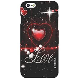 Apple Iphone 6S Back Cover - Love Designer Cases