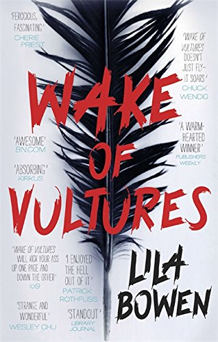 Wake of Vultures: The Shadow: Book One