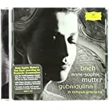 "Bach Meets Gubaidulinavon ""Anne-Sophie Mutter"""