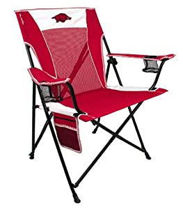 Buy Kijaro Arkansas Razorbacks Dual Lock Folding Chair by Kijaro