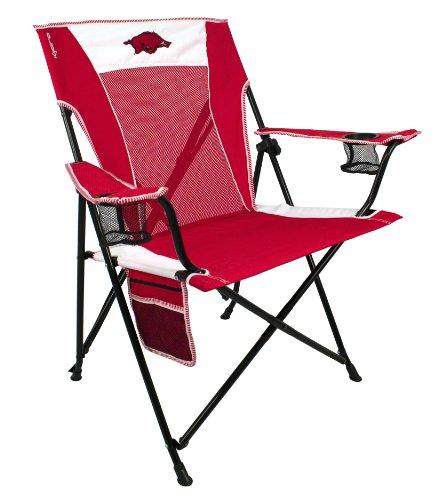 Kijaro Arkansas Razorbacks Dual Lock Folding Chair