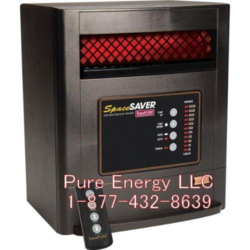 Edenpure Heaters Reviews Edenpure Space Saver Quartz