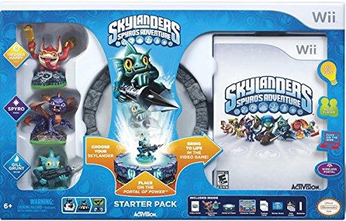 Skylanders Spyro's Adventure Starter Pack - Nintendo Wii (Skylanders Spyro Adventure Game compare prices)