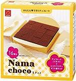 ハマダ 生チョコ手作りキット(ミルクチョコレート100g ココアパウダー10g)