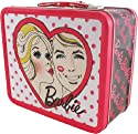 Barbie Kisses Ken Metal Lunch Box