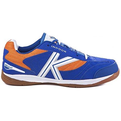 Kelme, Scarpe da calcetto uomo blu blu blu Size: 46
