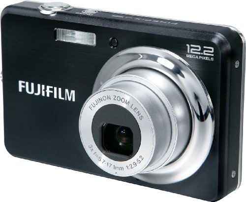 Fujifilm FinePix J38 is one of the Best Digital Cameras for Child and Low Light Photos Under $150