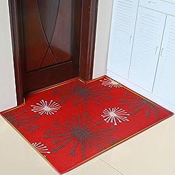 XH@G -Non-slip bath mat mat stepping pad kitchen absorbent pad , 3 , 50*80cm
