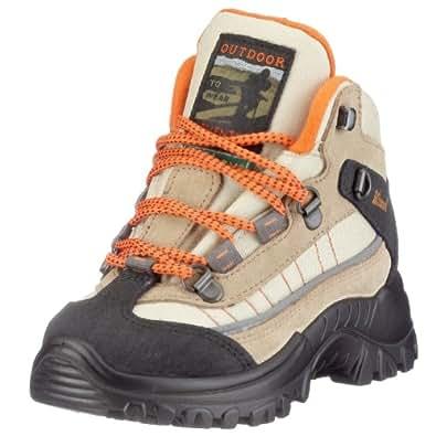 Grisport Unisex - Child Sports Shoes Beige beige (Beige/orange) Size: 28