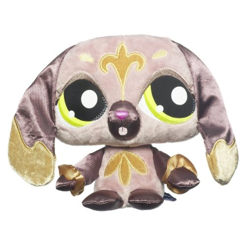 Littlest Pet Shop Lpso Virtual Pets – Long Ear Dog – Plum