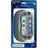 HORI Elite Pack Protectective Starter Kit for PlayStation Vita 2000 - PlayStation Portable
