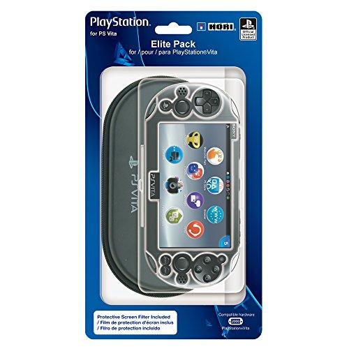 HORI Elite Pack Protective Starter Kit for PlayStation Vita 2000 (Ps Vita 2000 Case compare prices)