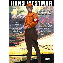 Hans Westmar: One of Many (Hans Westmar, Einer Von Vielen) DVD