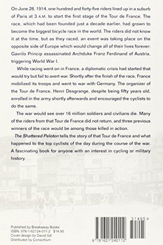 The Shattered Peloton: The Devastating Impact of World War I on the Tour de France
