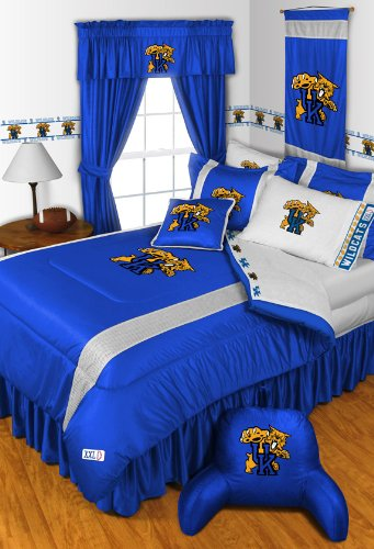 Kentucky curtain kentucky wildcats curtain kentucky - Complete bedroom sets with curtains ...