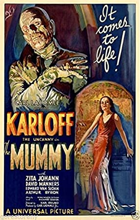 "The Mummy (1932) Movie Poster 24""x36"""