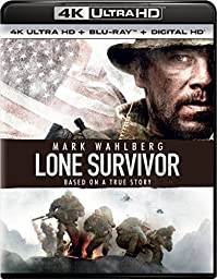 Lone Survivor (4K Ultra HD + Blu-ray + Digital HD)
