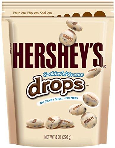 Hershey's Cookies 'n' Creme Drops - 8 oz (Hershey Cookies N Cream compare prices)
