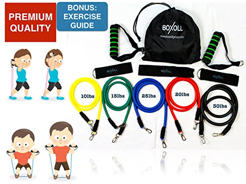 boxoll-premium-11-piece-resistance-bands-set-exercise-bands-bodybuilding-fitness-equipment-home-gym-