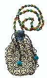 JUHI MALHOTRA Women's Sling Bag (Off-white) (Model 1)