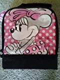 Disney Minnie Mouse 2 Compartment Insulated Lunch Bag