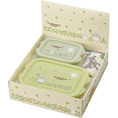 Storage containers Ghibli giftset Totoro / 19801