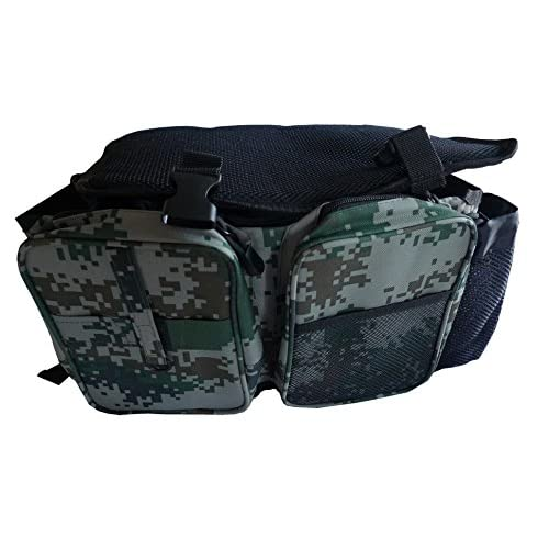 FISHINGMAD <strong>SEAT BOX< strong> BACK PACK BACKREST SHERPA CONVERSION FOR ROVING TYPE SEATBOX