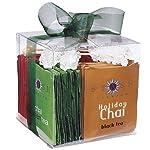 Chai Teas and Sugar Swizzle Sticks