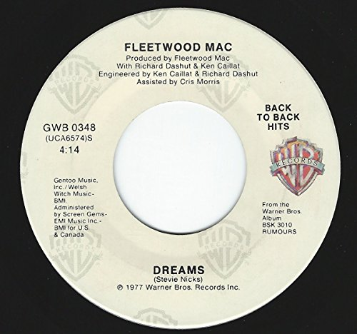 Dreams /Go Your Own Way (Fleetwood Mac 45 Rpm compare prices)
