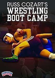 russ cozart 39 s wrestling boot camp dvd russ cozart movies tv. Black Bedroom Furniture Sets. Home Design Ideas