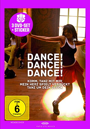 Dance! Dance! Dance! [3 DVDs]