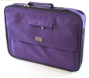 "Purple Laptop Case Notebook Bag for 14"" 15"" & 17"" Laptops"