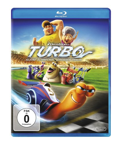Турбо / Turbo (2013) BDRip