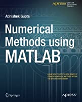Numerical Methods using MATLAB Front Cover