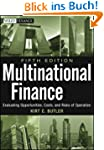 Multinational Finance: Evaluating Opp...