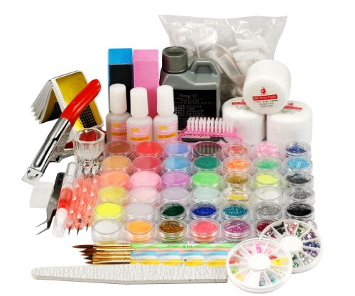 nail-art-acryl-set-pinsel-pulver-nagelkunst-tips-acrylic-liquid-neu-gross