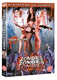 Zombies Zombies Zombies - Zombies vs Strippers [DVD]