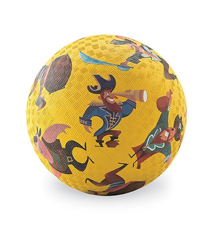 "Crocodile Creek 5"" Playball/Pirates - 1"