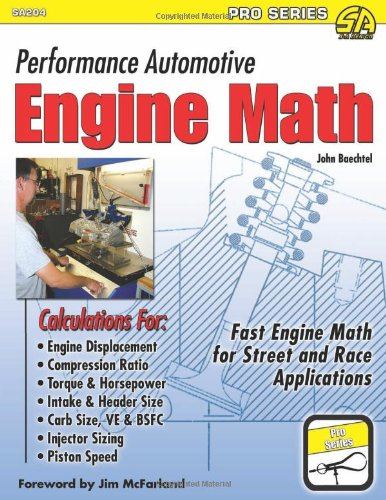 Download Performance Automotive Engine Math (Sa Design-Pro)