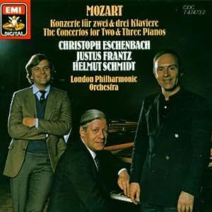 Mozart: Concertos Nos 2 & 3 for Piano