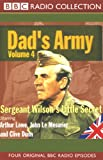img - for Dad's Army, Volume 4: Sergeant Wilson's Little Secret book / textbook / text book