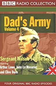 Dad's Army, Volume 4 Radio/TV Program