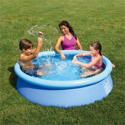 Blue Quick Set Ring Pool – 60 x 15 by Olympia online bestellen