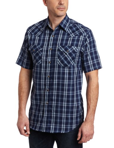 Pendleton Men's Frontier Short Sleeve Snap Shirt