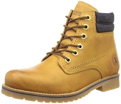 Coronel Tapioca C048 - Botas para mujer, color beige (63), talla 39