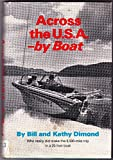 img - for Across the U.S.A.---by boat book / textbook / text book