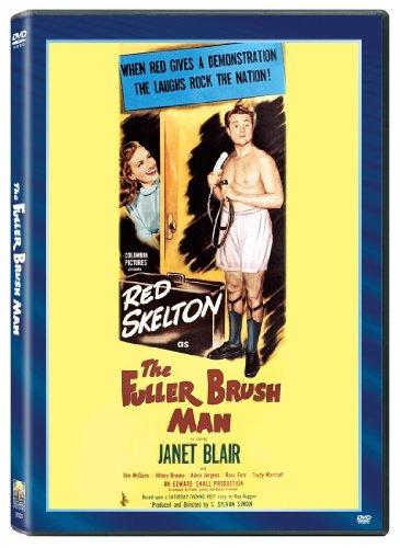 The Fuller Brush Man front-616357